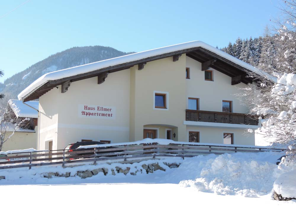 Appartement Ellmer in Flachau